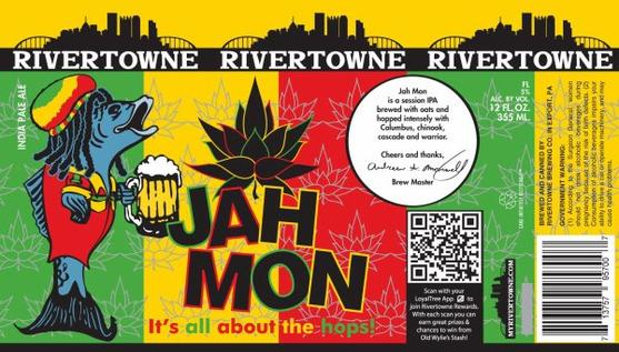 Review : Rivertowne Jah Mon