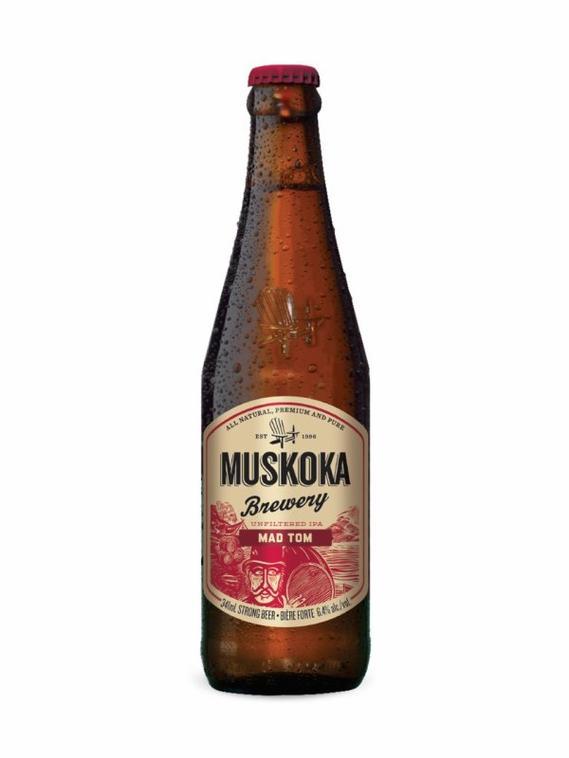 Review : Muskoka Mad Tom IPA