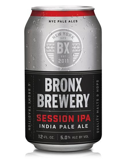Review : Bronx Session IPA