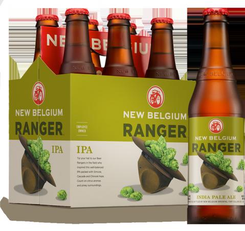 Review : New Belgium Ranger IPA
