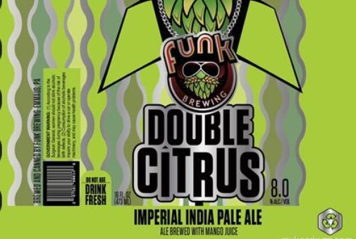 Review : Funk Double Citrus