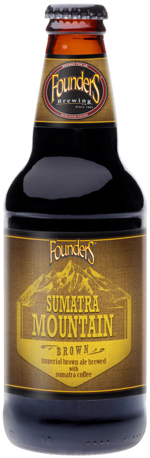 Review : Founders Sumatra Mountain Brown