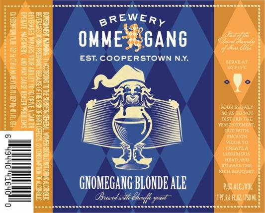 Review : Ommegang Gnomegang