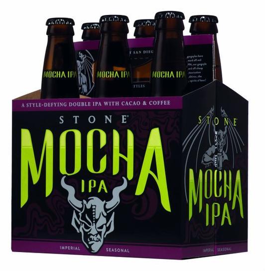 Review : Stone Mocha IPA