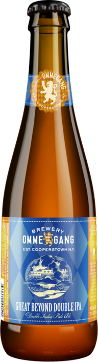Review : Ommegang Great Beyond
