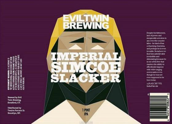 Review : Evil Twin Imperial Simcoe Slacker