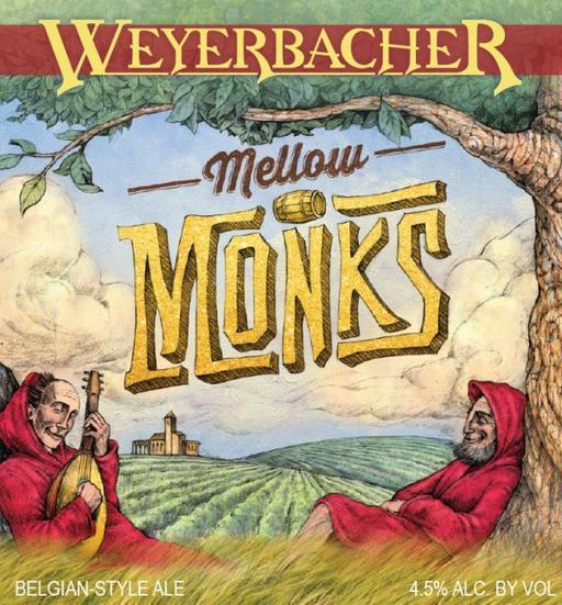Review : Weyerbacher Mellow Monks