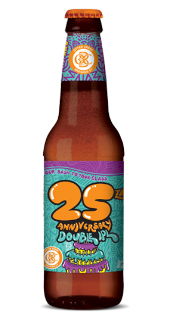 Review : Otter Creek 25th Anniversary Double IPL