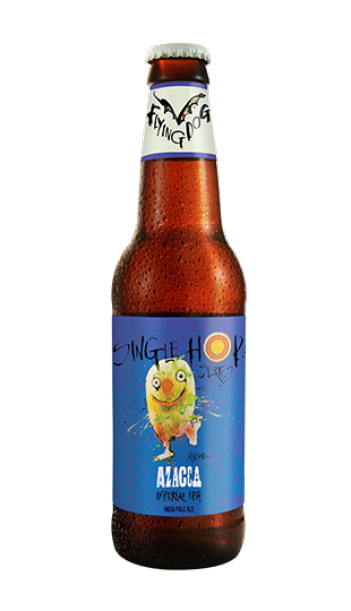 Review : Flying Dog Single Hop Azacca Imperial IPA