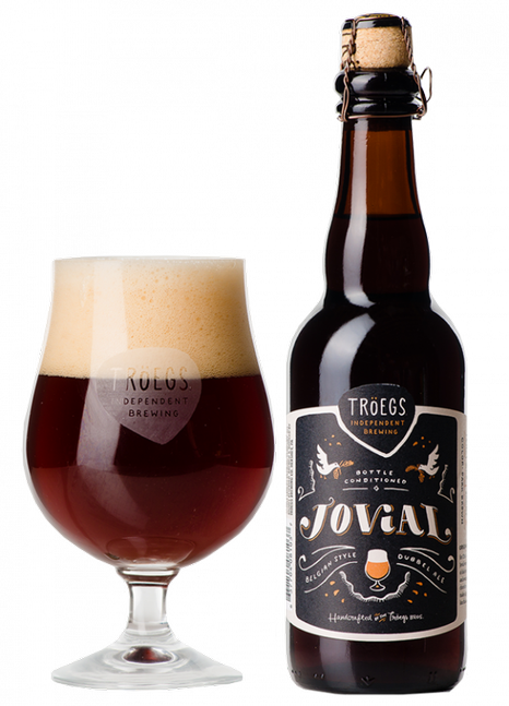 Review : Tröegs Jovial