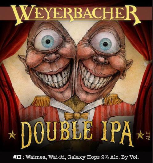 Review : Weyerbacher Double IPA #2