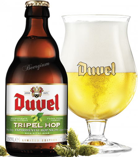 Review : Duvel Tripel Hop 2016 (HBC-291)