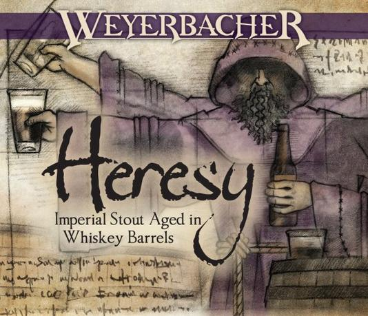 Review : Weyerbacher Heresy