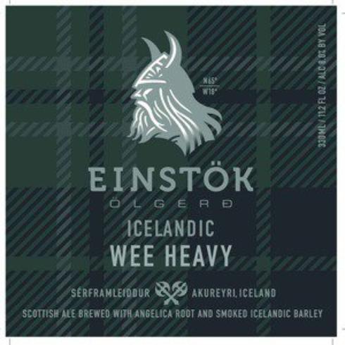 Review : Einstök Icelandic Wee Heavy