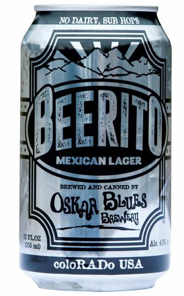 Review : Oskar Blues Beerito