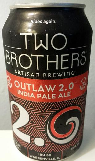 Review : Two Brothers Outlaw 2.0