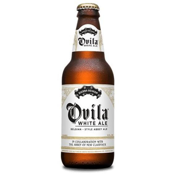 Review : Sierra Nevada Ovila White Ale