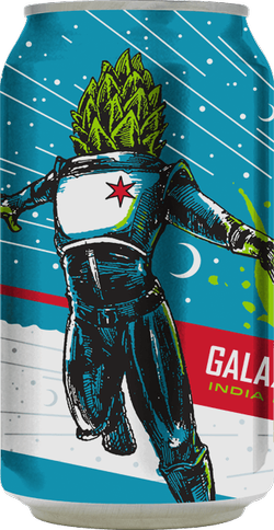 Review : Revolution Galaxy Hero IPA