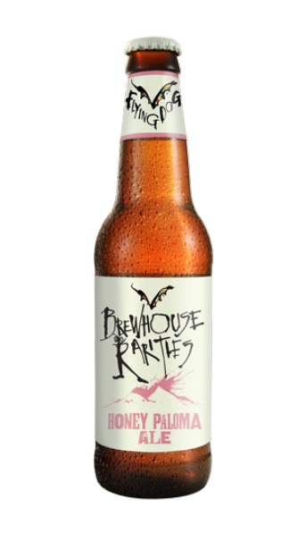 Review : Dog Brewhouse Rarities Honey Paloma Ale