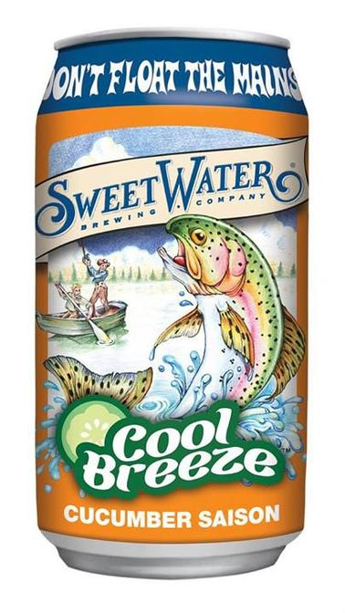 Review : Sweetwater Cool Breeze