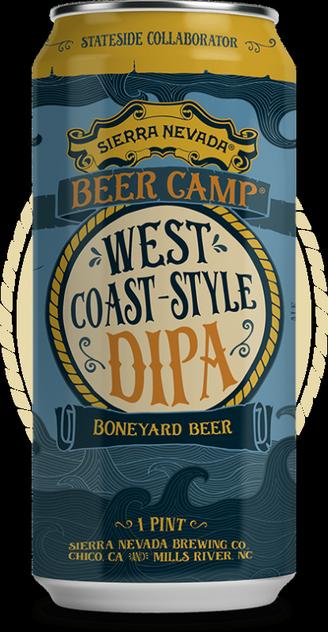 Review :  Sierra Nevada - Boneyard Beer West Coast DIPA