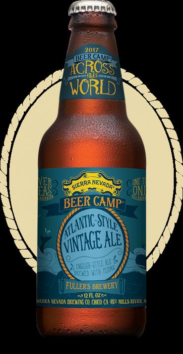 Review :  Sierra Nevada - Fullers Atlantic-Style Vintage Ale