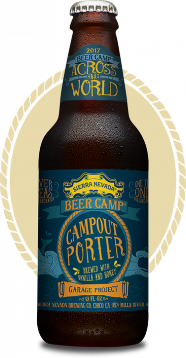 Review :  Sierra Nevada - Garage Project Campout Porter