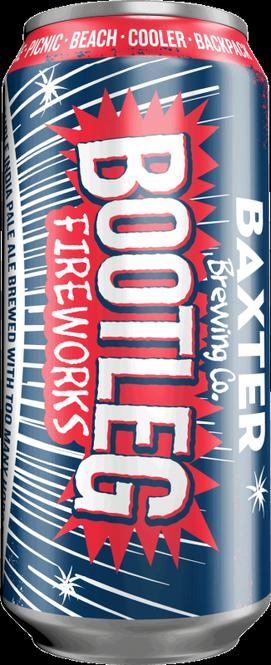 Review :  Baxter Bootleg Fireworks