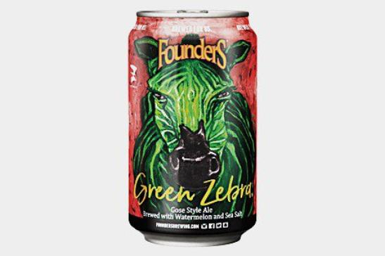 Review: Founders Green Zebra