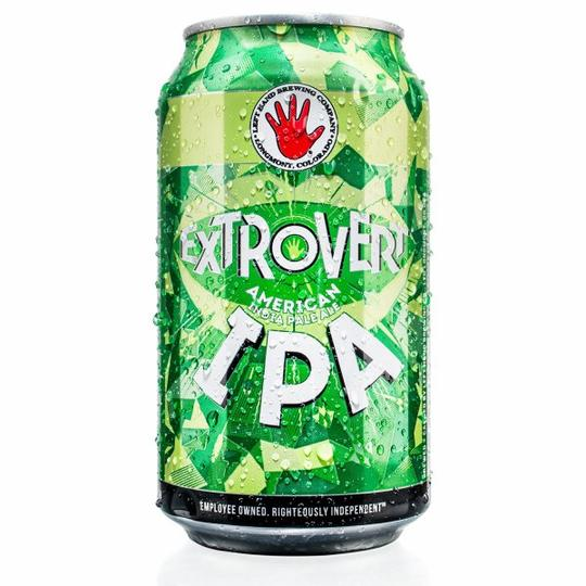Review: Left Hand Extrovert IPA