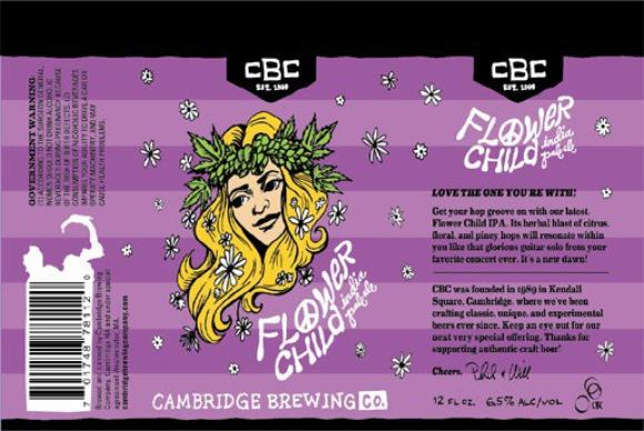 Review: Cambridge Flower Child IPA