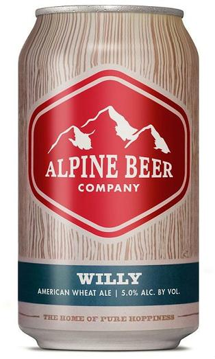 Review: Alpine Beer Company Willy