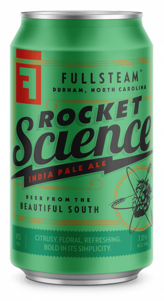 Review: Fullsteam Rocket Science IPA