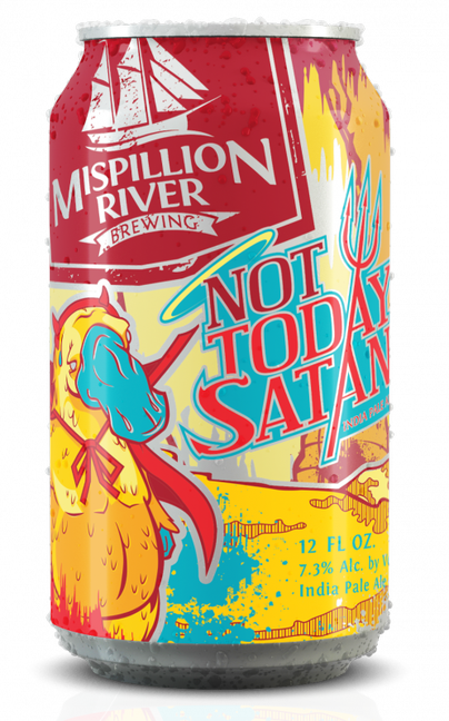 Review: Mispillion River Not Today Satan!
