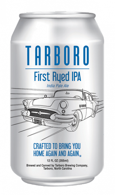 Review: Tarboro First Ryed IPA
