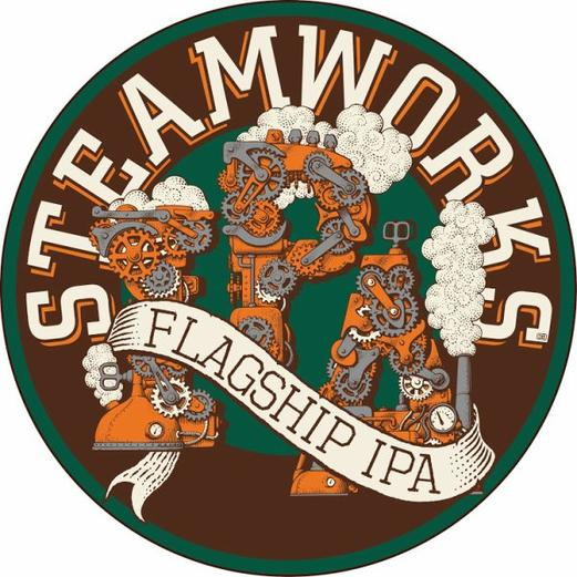 Review: Steamworks Flagship IPA