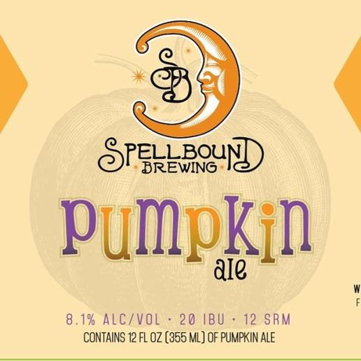 Review: Spellbound Pumpkin Ale