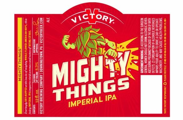 Review: Victory Mighty Things
