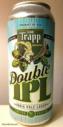 Review:  Von Trapp Double IPL