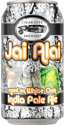 Review:  Cigar City White Oak Jai Alai IPA