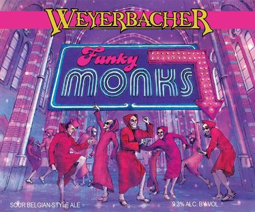 Review: Weyerbacher Funky Monks
