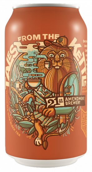 Review:  21st Amendment Tales From The Kettle