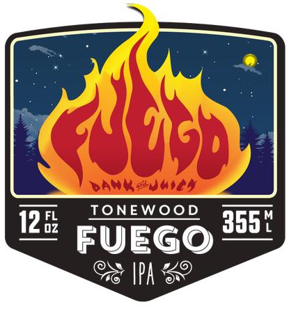 Review:  Tonewood Fuego IPA