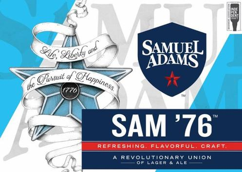 Review: Samuel Adams Sam '76
