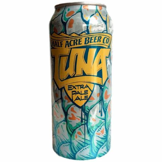 Review: Half Acre Tuna Extra Pale Ale