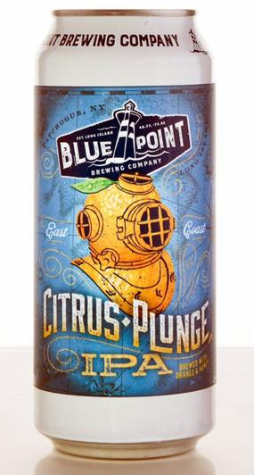 Review: Blue Point Citrus Plunge IPA