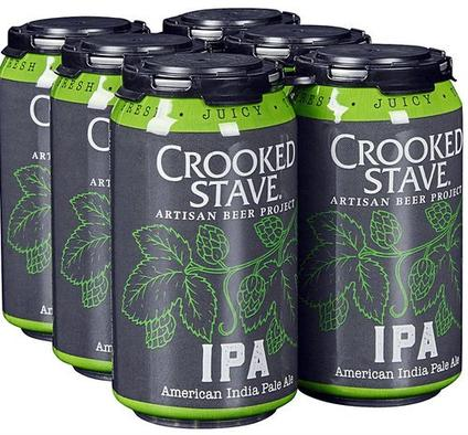 Review: Crooked Stave IPA
