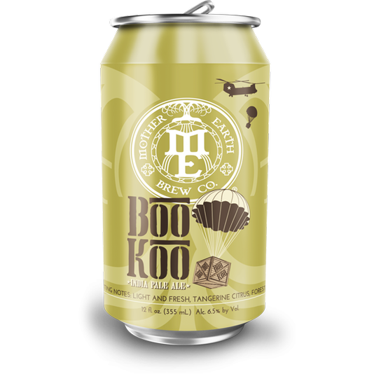 Review: Mother Earth Brew Co Boo Koo