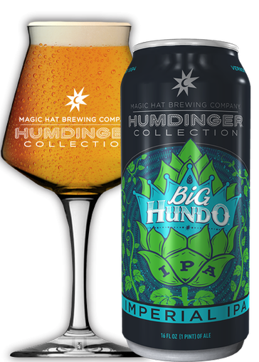 Review: Magic Hat Big Hundo IPA