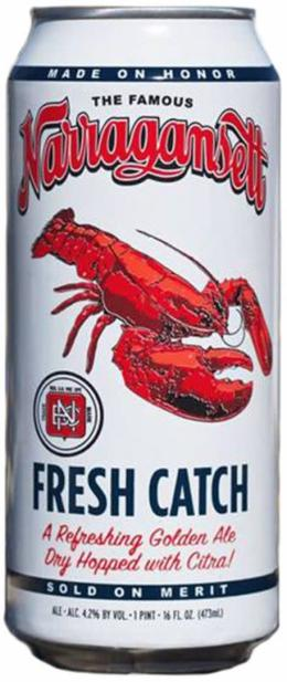 Review: Narragansett Fresh Catch